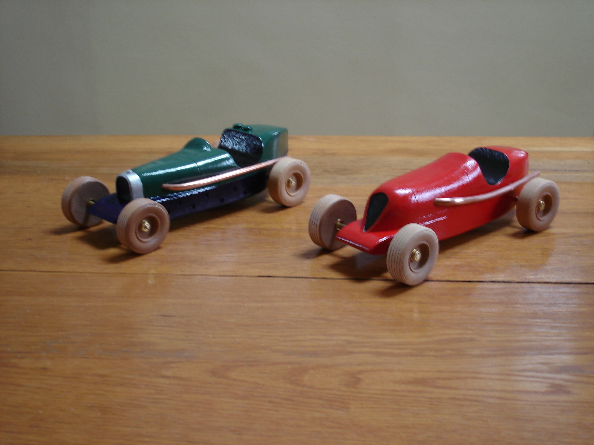 carved-object-racecars
