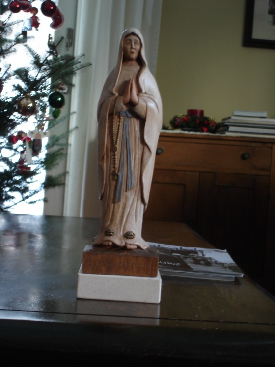 ourladyof lourdes