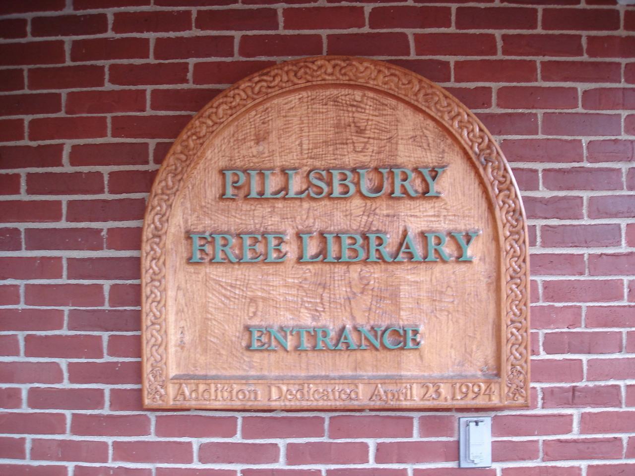 sign-pillsburylibrary