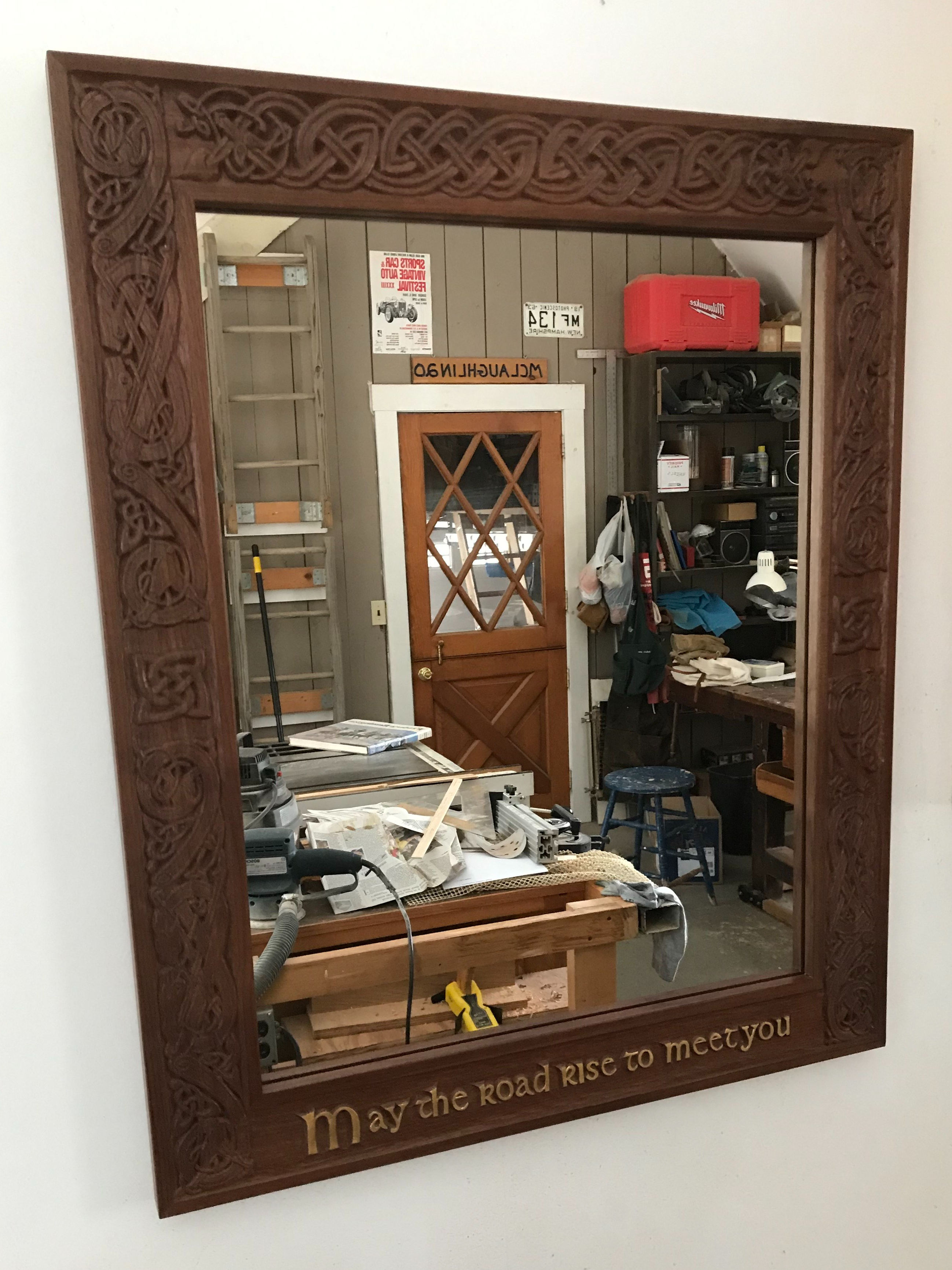 Youngs mirror